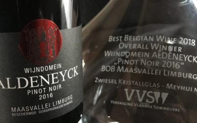 Superieure wijn uit Maaseik